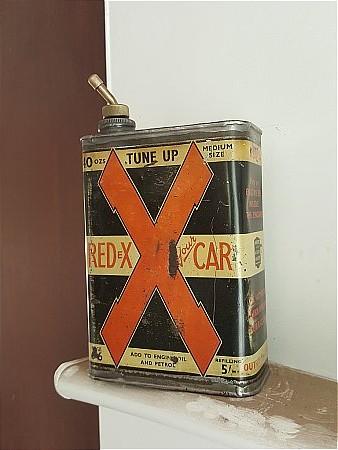 REDEX 10oz TIN - click to enlarge