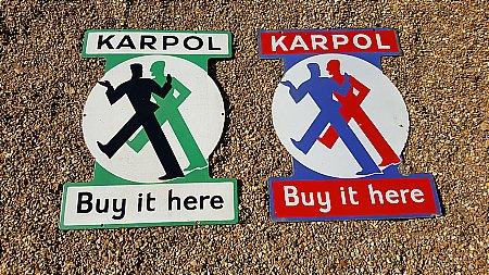 KARPOL POLISH. - click to enlarge