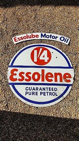 ESSOLENE 1/4d - click to enlarge