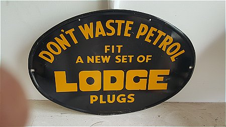LODGE PLUGS - click to enlarge