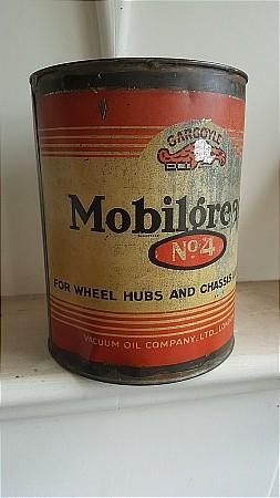 MOBILGREASE No.4 - click to enlarge