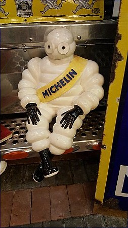 MICHELIN MAN - click to enlarge