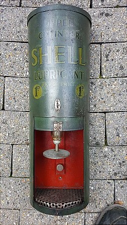 SHELL UPPER CYLINDER UNIT. - click to enlarge