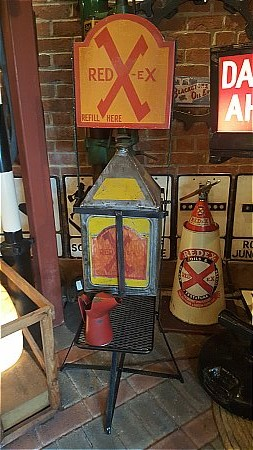 REDEX 5 GALLON CAN POURER. - click to enlarge