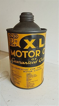 XL MOTOR OIL - click to enlarge