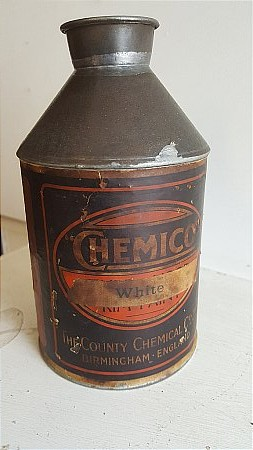 CHEMICO TYRE PAINT - click to enlarge