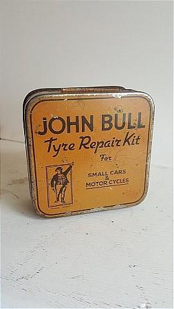 JOHN BULL TYRE REPAIR KIT - click to enlarge