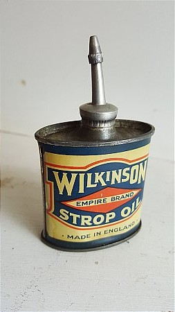 WILKINSON OIL - click to enlarge