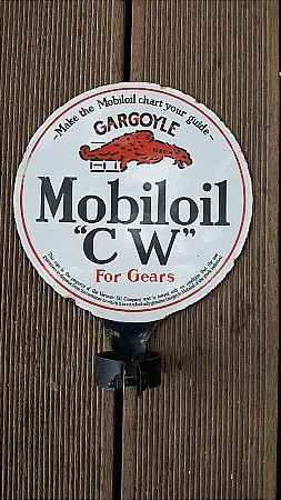 MOBILOIL CW  - click to enlarge