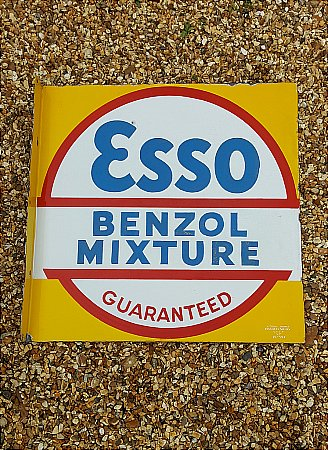 ESSO BENZOL  - click to enlarge
