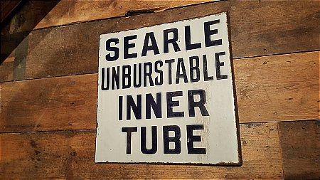 SEARLE UNBURSTABLE TUBES - click to enlarge