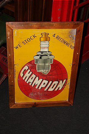 CHAMPION SPARK PLUGS - click to enlarge