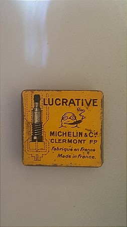MICHELIN TYRE VALVES. - click to enlarge