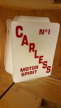 CARLESS No.1 Motor Spirit ( Repro) - click to enlarge