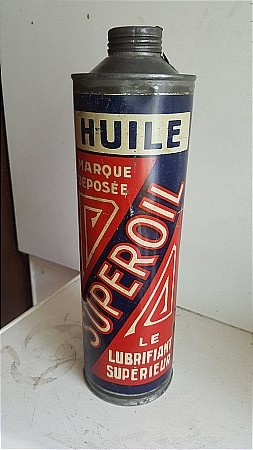 FRENCH SUPEROIL QUART - click to enlarge