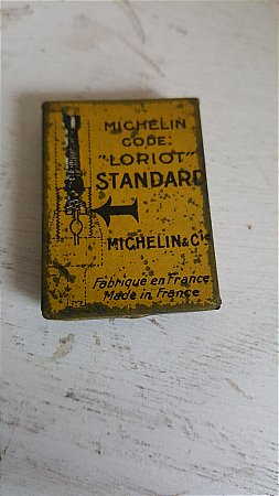 MICHELIN TYRE VALVE INSERTS. - click to enlarge