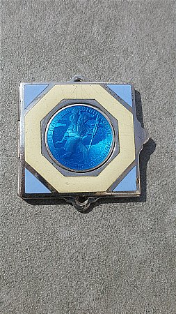 DASHBOARD PLAQUE (HINGED) - click to enlarge