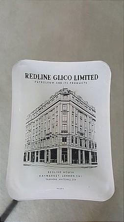 REDLINE GLICO ASHTRAY - click to enlarge