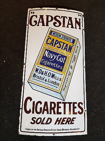 CAPSTAN CIGGY'S - click to enlarge