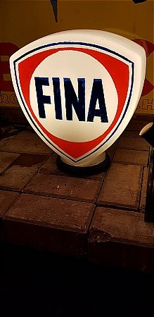 FINA SMALL GLOBE - click to enlarge