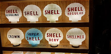 SHELL WALL - click to enlarge