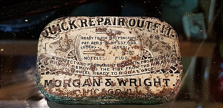 MORGAN & WRIGHT REPAIR OUTFIT - click to enlarge