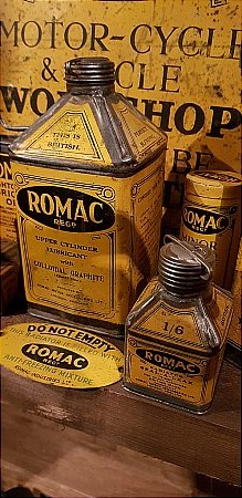 ROMAC UCL PYRAMID CAN - click to enlarge