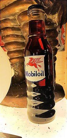 MOBIL OIL BOTTLE - click to enlarge