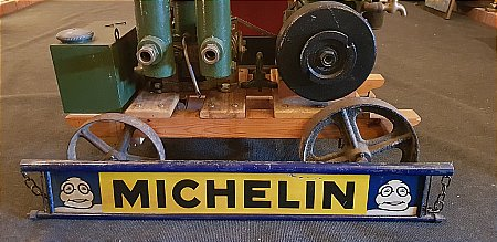MICHELIN TYRE SIGN - click to enlarge