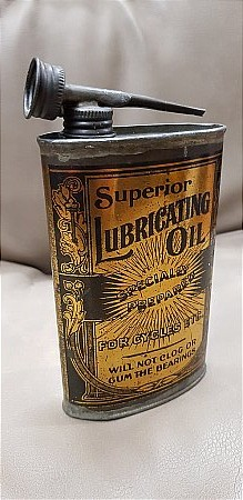 SUPERIOR CYCLE OIL - click to enlarge