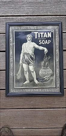 TITAN SOAP - click to enlarge