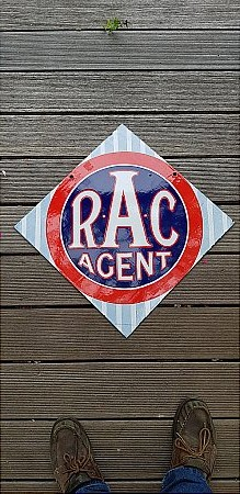 R.A.C. AGENT - click to enlarge