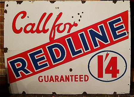 REDLINE 1/4d PETROL. - click to enlarge