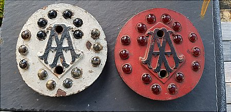 A.A. POST REFLECTORS. - click to enlarge