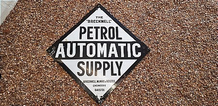 PETROL AUTOMATIC SUPPLY (BRECKNELL) - click to enlarge