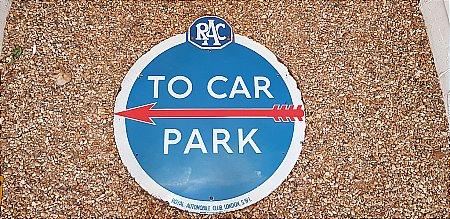 R.A.C. CAR PARK - click to enlarge