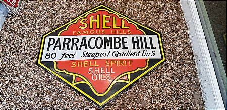SHELL FAMOUS HILLS - click to enlarge