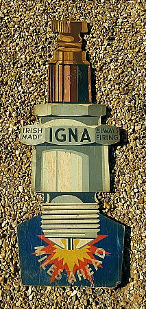 IGNA SPARK PLUGS - click to enlarge
