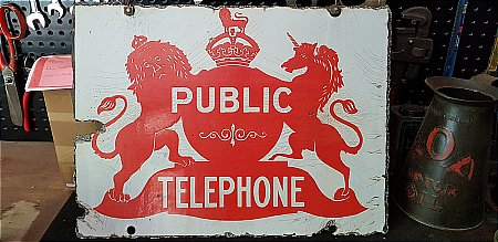 PUBLIC TELEPHONE - click to enlarge