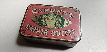 EXPRESS REPAIR OUTFIT - click to enlarge