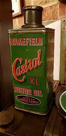 CASTROL XL QUART CADDY - click to enlarge