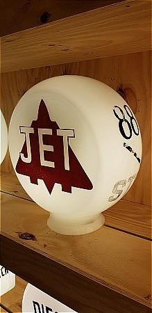 JET (75) 88 RARE GLOBE - click to enlarge