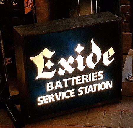 EXIDE LIGHTBOX - click to enlarge