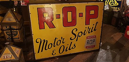 R.O.P. MOTOR SPIRIT. - click to enlarge