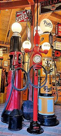 BOWSER AIR & WATER PUMP - click to enlarge