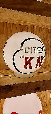 """CITEX """"KN"""" 16"""" BALL GLOBE - click to enlarge"""