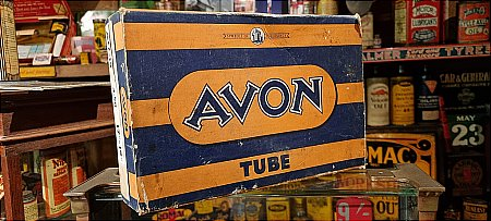 AVON TYRE TUBE - click to enlarge