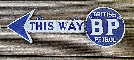 B.P. ARROW. MEGA RARE! - click to enlarge