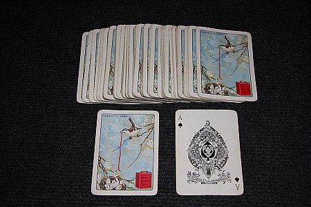 SHELL PLAYING CARDS - click to enlarge