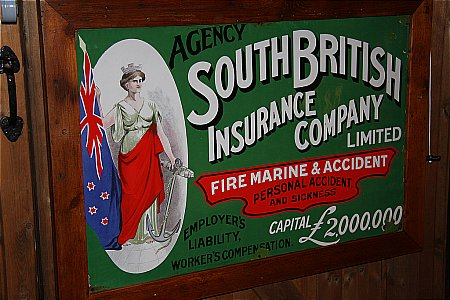 SOUTH BRITISH INSURANCE - click to enlarge